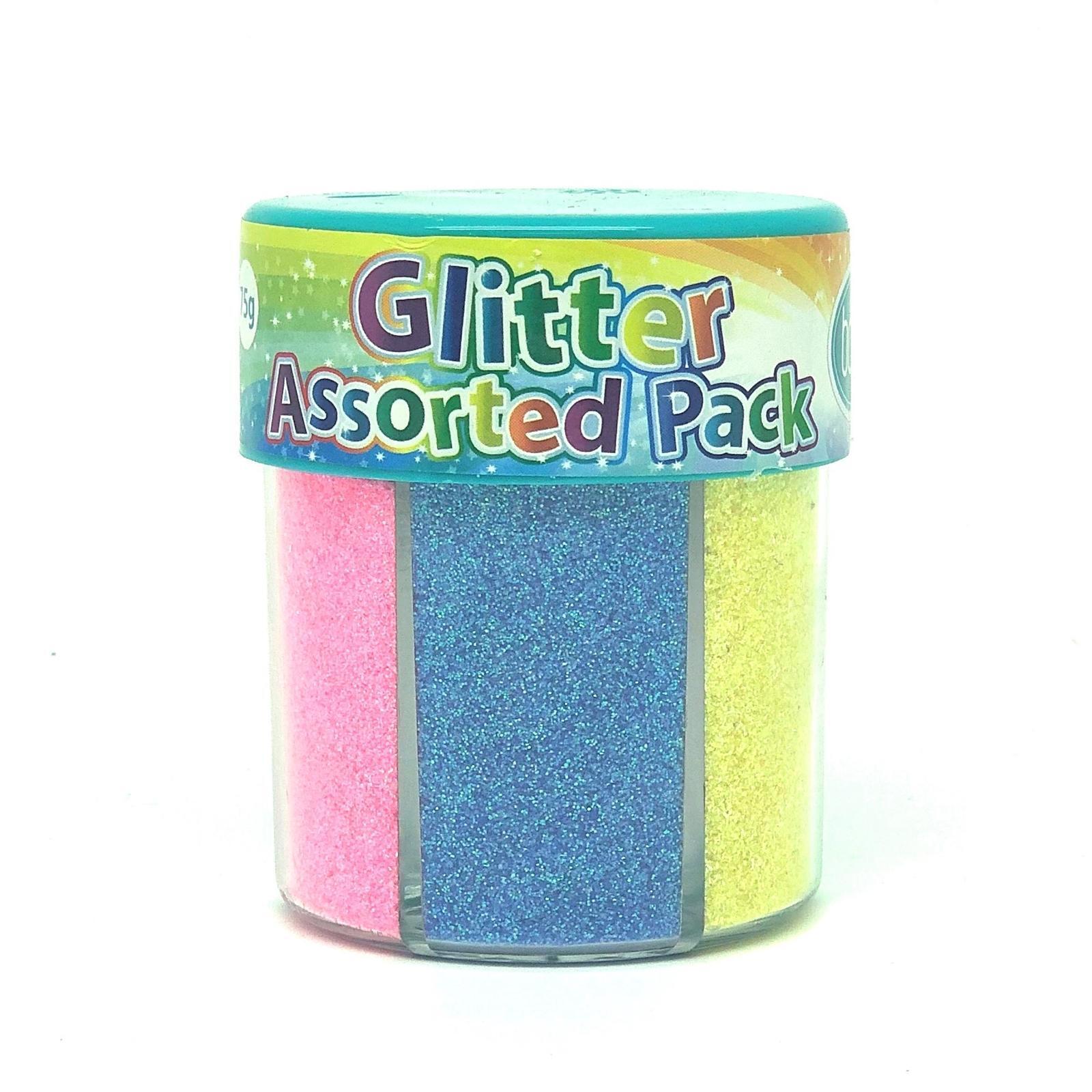 Boyle Glitter Pack Assorted