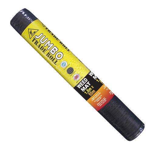 Pillar 1.83 x 50m Jumbo Weed Control Mat